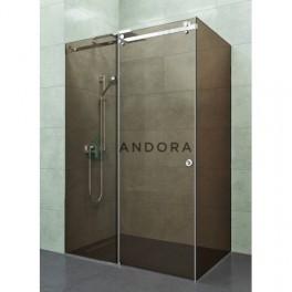 Душевая кабина Andora Dream 1300x1000x200 скло bronze L/R
