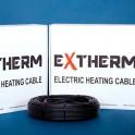 Кабель нагревательный двужильныйexthern ETС ECO 20-1000