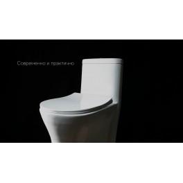 Унитаз-компакт ASIGNATURA Advance c функцией пенообразования 95802505